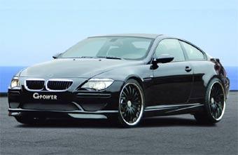 G-Power сделали BMW M6 еще мощнее
