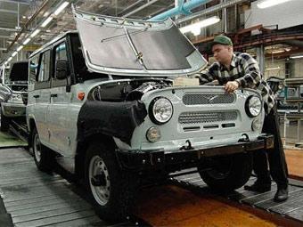 Sollers остановил производство машин до середины мая