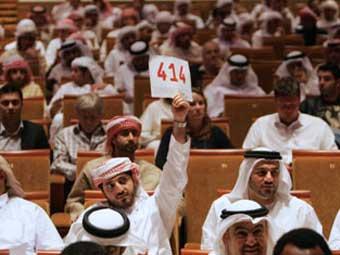 Арабы отдали за номерные знаки 10 миллионов долларов
