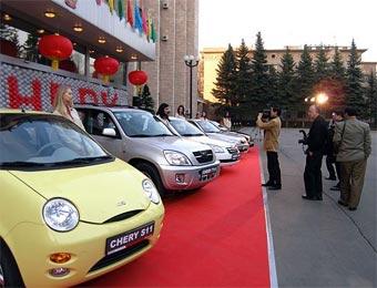 Россия стала основным потребителем китайских машин