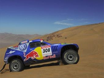 "Volkswagen примет решение о приходе в WRC после ""Дакара"""