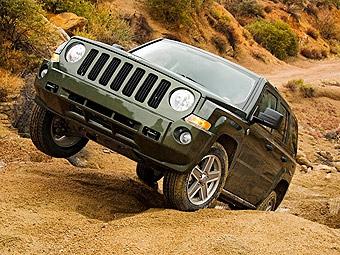 Jeep обновил компактные внедорожники Compass и Patriot
