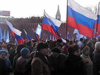 В России пройдут массовые акции в поддержку отечественного автопрома