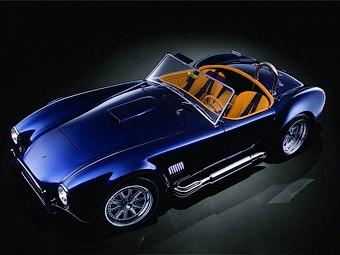 Новый спорткар AC Cobra получит мотор от Chevrolet Corvette