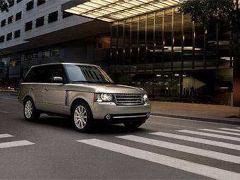 В Нью-Йорке дебютировали обновленные внедорожники Range Rover