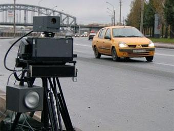 Питерские водители получили поддельные штрафы с видеокамер