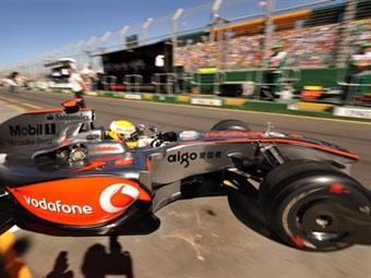 Команда McLaren извинилась за обман на Гран-при Австралии