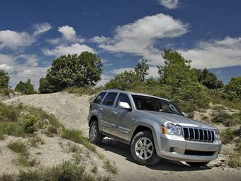 Новое поколение Jeep Grand Cherokee появится в 2010 году