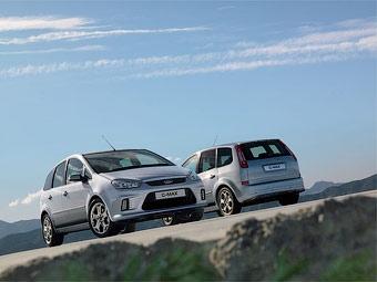 В марте у Ford C-Max появится новая комплектация