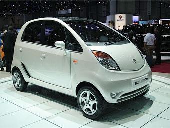 За пять дней Tata получила 81 тысячу заявок на микролитражку Nano