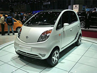 Выпуск самого дешевого автомобиля в мире начнется в марте