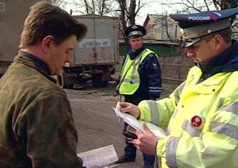 Водителей будут сажать под арест за неуплату штрафов