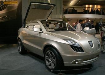 Karmann Sport Utility Cabrio появится на дорогах к 2009 году