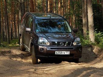 В феврале продажи автомобилей Nissan в России снизились на 44 процента