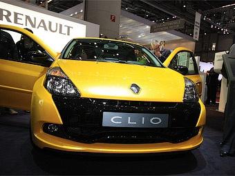 """В Женеве представили """"заряженную"""" версию обновленного Renault Clio"""