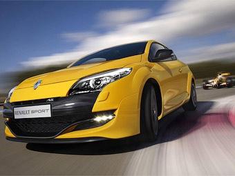 В Женеве официально представлен самый мощный Renault Megane