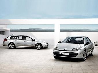 В 2010 году Renault полностью прекратит выпуск трех моделей