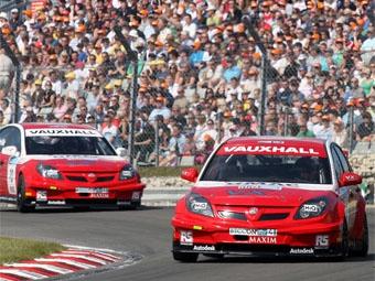 Заводская команда Vauxhall покинет BTCC из-за кризиса
