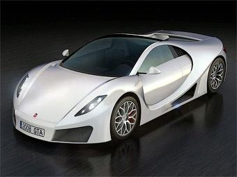 В апреле дебютирует первый испанский 780-сильный суперкар