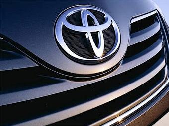 Toyota не будет сокращать персонал на заводе в Санкт-Петербурге