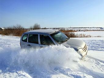 Каждый пятый купленный в России автомобиль оказался внедорожником
