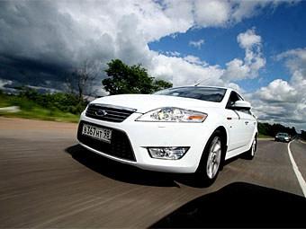 В России началось производство Ford Mondeo