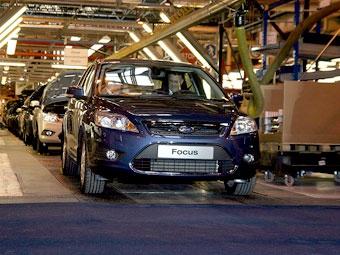 Завод Ford во Всеволожске закрылся на месяц