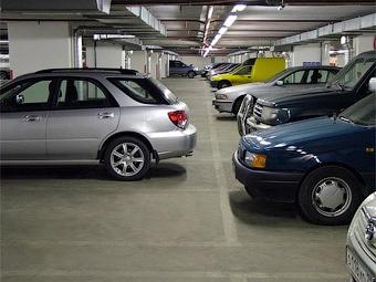В 2009 году в Москве построят 49 паркингов на 17 тысяч машиномест