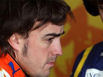 Фернандо Алонсо раскритиковал политику FIA