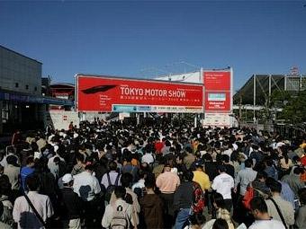 Немецкие автопроизводители не приедут на Токийское автошоу