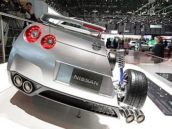 Nissan пропустит крупнейшие автосалоны из-за кризиса