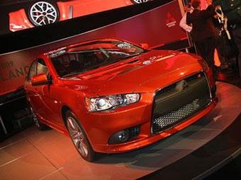 Mitsubishi отказалась от участия в Детройтском автосалоне