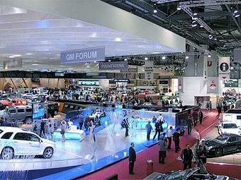 На Женевский автосалон приедут все автоконцерны