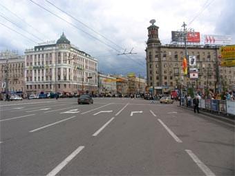 Развязку на Пушкинской площади построят на турецкие деньги