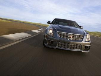 """Концерн GM распустил отдел по созданию """"заряженных"""" автомобилей"""