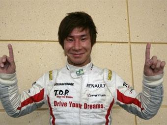 Камуи Кобаяси стал чемпионом GP2 Asia
