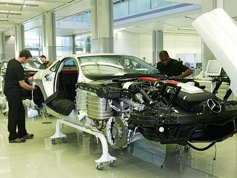 Компания McLaren намерена увеличить выпуск автомобилей в 40 раз