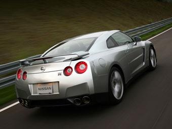 "Nissan GT-R установил новый рекорд ""Северной петли"" Нюрбургринга"