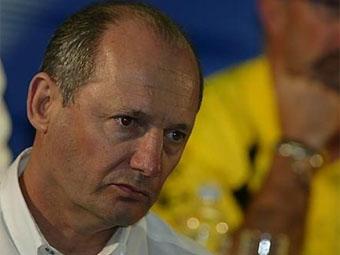 """Рон Деннис посетит большинство гонок """"Формулы-1"""" 2009 года"""