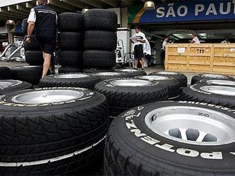 """FIA будет контролировать состав шин для """"Формулы-1"""""""