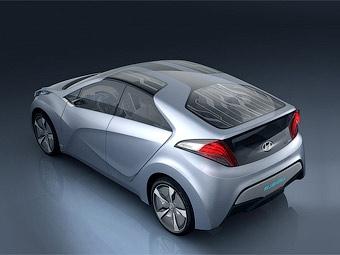 Концептуальный гибрид Hyundai станет серийным