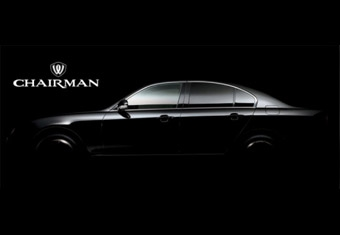 SsangYong показал конкурента Mercedes и BMW