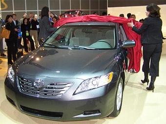 Toyota отложит постройку второго завода в России