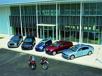 В ноябре продажи BMW в США стали худшими за последние 50 лет