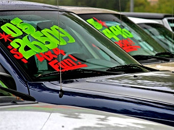 Продажи автомобилей в Америке упадут до уровня 28-летней давности