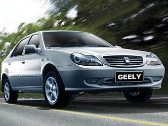 Китайские банки будут предоставлять кредиты на покупку автомобилей Geely в России