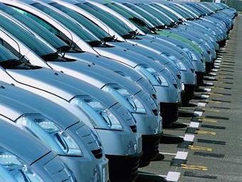 Продажи автомобилей в Европе в 2008 году упали на 7,8 процента