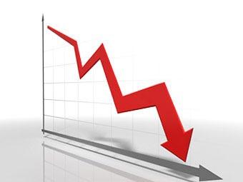Продажи новых автомобилей в Западной Европе упали на четверть