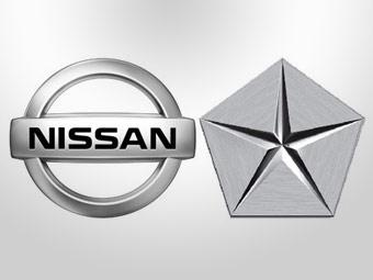 Nissan и Chrysler договорились об обмене моделями