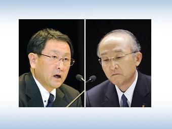 Компанию Toyota возглавил внук ее основателя